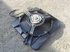 Вентилятор охлаждения радиатора. Лада 2112, 2112