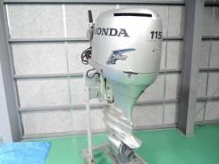 Лодочный мотор Honda 115 л. с.