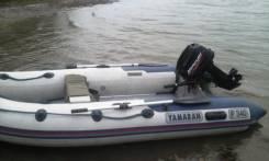 Лодка ПВХ Yamaran F-340