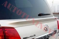 Спойлер под стекло WALD на Toyota LAND Cruiser 200 (08-15 год)