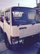 Nissan Atlas 1991 AMF22 TD27 4WD
