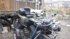 Suzuki KingQuad 700, 2009