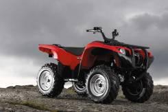 Yamaha Grizzly 550, 2010