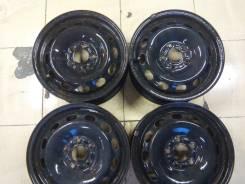 Стальные диски 15 5x108; 6j; ET52,5; 63,3mm Ford