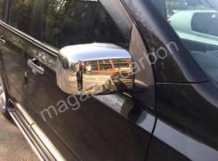 Накладки на зеркала Nissan X-Trail 31 2007-2013