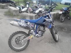 Yamaha WR, 2001