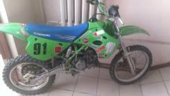 Kawasaki KX 80, 2000