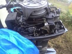 Продам лодочный мотор tohatsu 35  на запчасти