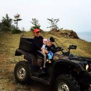 Stels ATV 500H, 2014