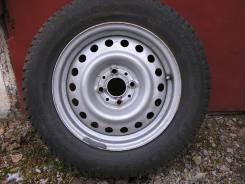 Четыре колеса на зимней резине R14 185/65