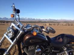 Harley-Davidson Dyna Super Glide, 2013