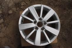 Pescaro R16 5х112 D57.1 ET50 6.5J 5K0601025S Ronal VW Jetta 6 VI