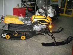 Снегоход IRBIS DINGO T125 желтый новый в Мото-тех, 2015