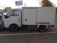 Mazda Bongo, 2001