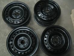 """Штампованные диски Хонда Тойота из Японии R16 5*114.3 №1129. 6.5x16"""", 5x114.30, ET50, ЦО 64,1мм."""