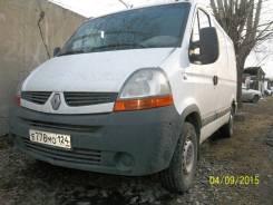 Renault Master, 2007