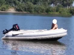 Лодка солар350 2014 г