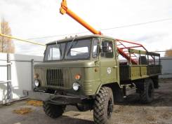 Бурильно-крановая машина БМ-302