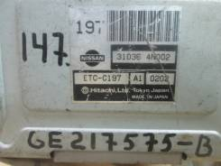 Блок управления акпп Nissan Serena 24 SR20DE 31036-4N002