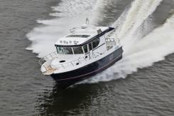 Морской катер Nord Star 37 Patrol для походов в любых условиях