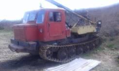 Продам Трельёвочник ТТ4 с буровой установкой АВБ двс-01