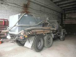Продаем водовозку c насосом НБ-32 и баком 2,8 куб. м. на шасси ЗИЛ-131