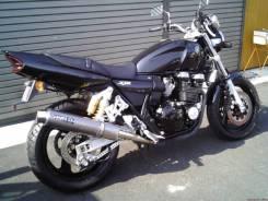 Yamaha XJR 400, 2004