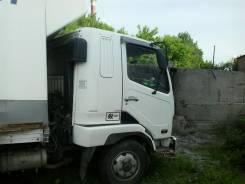 Mitsubishi Fuso после дтп
