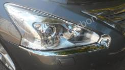 Накладки под фары Nissan Teana 2014-2016