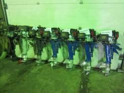 Лодочный мотор Ветерок 4 тактный