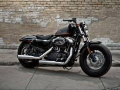 Harley-Davidson Sportster, 2013