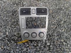 Блок управления климат-контролем. Subaru Forester, SG5, SG9, SG9L EJ201, EJ202, EJ205