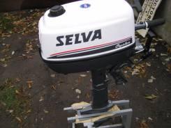 Лодочный мотор Selva Oyster 5 SI. C