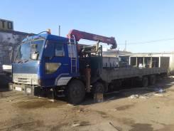 Продается грузовик c манипулятором