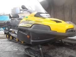 BRP Ski-Doo Skandic SWT V-800, 2010