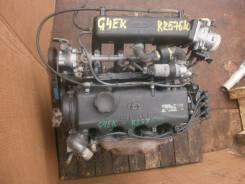 Двигатель в сборе. Hyundai Lantra Hyundai Accent G4EK