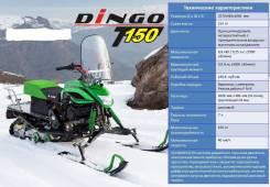 Irbis Dingo T150, 2015