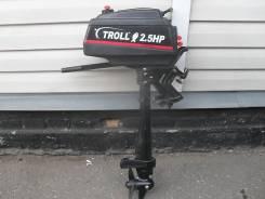 Лодочный мотор troll 2.5