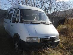 ГАЗ - 32213 ГАЗЕЛЬ, 2002