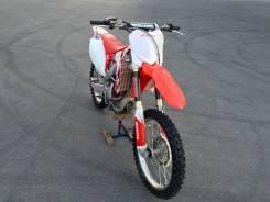 Honda CRF 250R, 2012