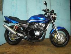 Honda CB 400SFV, 2001