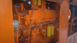 Дизельный генератор Komatsu 300 квт новый пробег 180 мч