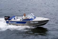 Моторная лодка Салют-480