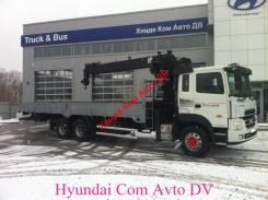 Hyundai HD250, 2008
