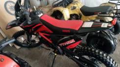 Irbis TTR 125, 2015