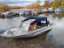 Продам лодку Обь-1