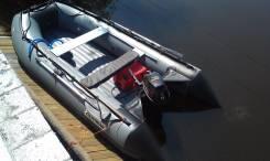 Обменяю лодку пвх Гольфстрим 365