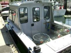 2007 Hewescraft Ocean Pro 220 с мотором Mercury 200 Optimax