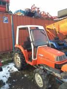 Спец техника на запчасти мини трактор Kubota X20 на запчасти