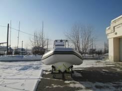 Продам моторную лодку brig